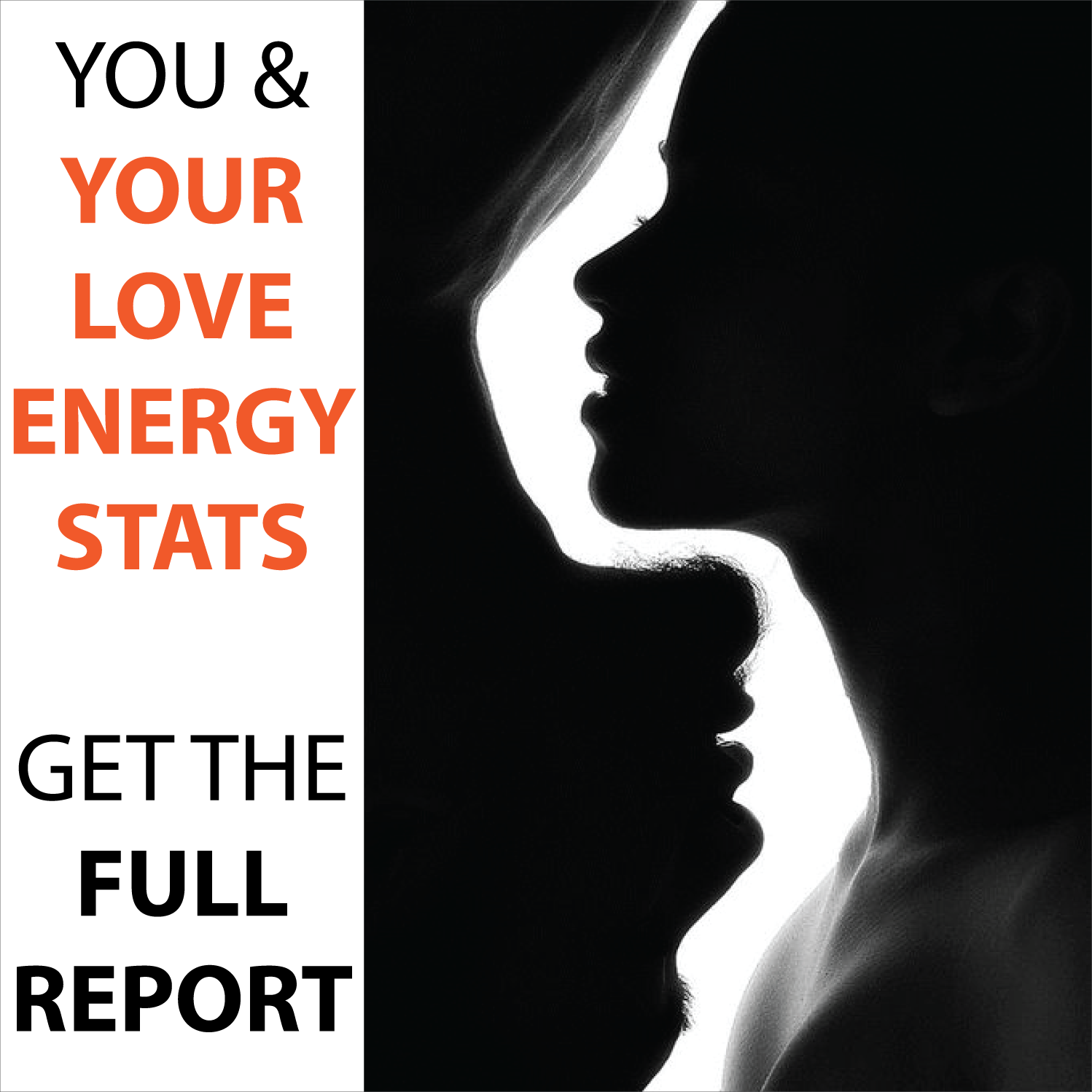 Your Love Energy Stats & Analysis